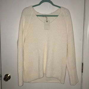 Lucky Brand White/ Ivory Sweater